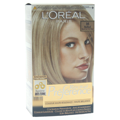 Coloration permanente RECITAL Preference, baikal blond tres clair beige