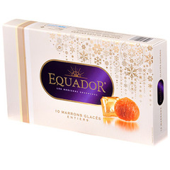 Marrons glacés Equador 200g