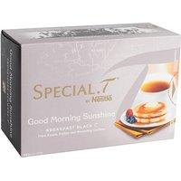 Special T - Good Morning Sunshine - 10 Capsules noir parfumé - 100% origine Nestlé - pour Special.T machine -...
