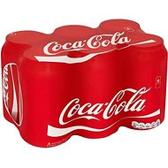 Coca-Cola (6x330ml) - Paquet de 2