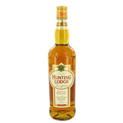 Scotch whisky blend HUNTING LODGE, 40°, 70cl