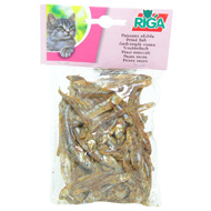 Poissons seches pour chat 50g