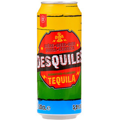 Biere aromatisee Desquilles Tequila 50cl
