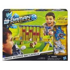 Break bomber battle set- B-daman