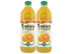 Jus d'orange sans pulpe, 100% pur jus - Pure Premium