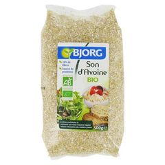 Son avoine Bjorg 500g