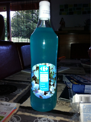 Sirop menthe glaciale Carrefour