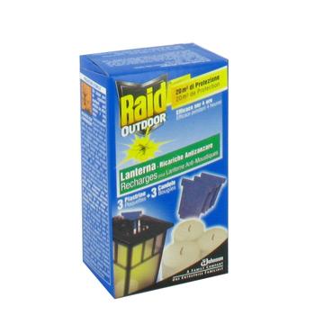 raid lanterne recharge anti moustiques usage exterieur 3bougies 3 tous les produits. Black Bedroom Furniture Sets. Home Design Ideas