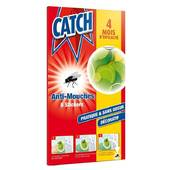 Catch, Stickers vert anti-mouches, la boite de 6 stickers