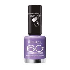 Vernis a ongles 60 seconds RIMMEL, n° 622 oh boy you're so fine
