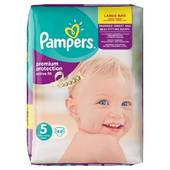 Pampers active fit value + 11/25kg x48 taille5