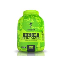 ARNOLD IRON MASS 2.270 kg MusclePharm - vanille