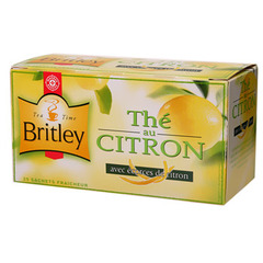 The Britley citron x25 50g