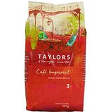 Taylors of Harrogate Café Imperial Medium Roast Ground Coffee 227 g (Pack of 3)