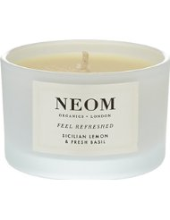 Neom Organics London Feel Refreshed Bougie Parfumée de Voyage