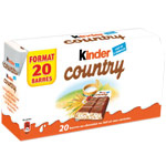 Chocolat Kinder Country 2x235g