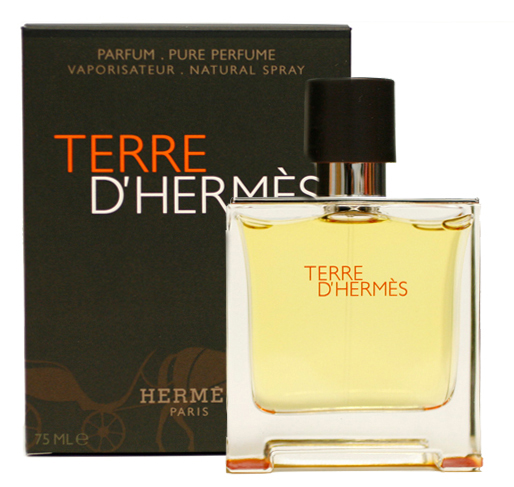 terre d 39 hermes parfum 75 ml vapo tous les produits. Black Bedroom Furniture Sets. Home Design Ideas
