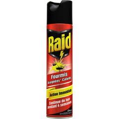 insecticide fourmis araign es et cafards la bombe de 400ml tous les produits insecticides. Black Bedroom Furniture Sets. Home Design Ideas