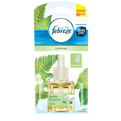 Desodorisant recharge electique april Febreze 20ml