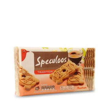 Auchan speculoos 500g tous les produits biscuits g teaux prixing - Carbonate de sodium danger ...