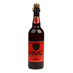 Biere du Nord Vivat Triple 8.3%vol 75cl