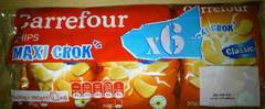 Chips maxi crok' Carrefour