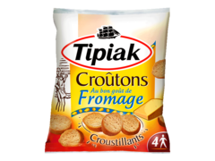 Tipiak croutons fromage 90g