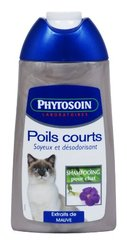 Phytosoin shampooing spécial pour chat 250mL