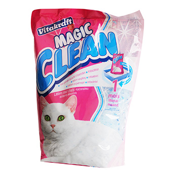 Magic clean Vitakraft 4 semaines 4,2l