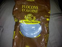 Flocon d'avoine Bon Semeur paquet 250g Trescarte