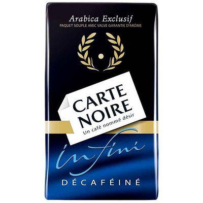 Cafe Moulu Decafeine Carte D Or Avis