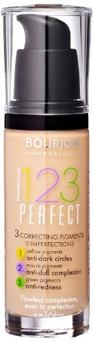Bourjois 123 Perfect Fond de teint