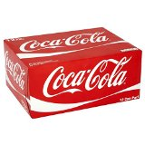 Coca-Cola (12x330ml) - Paquet de 2