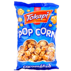 Pop corn caramelise Tokapi 100g
