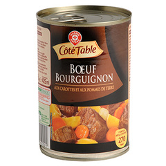 Boeuf bourguignon Cote Table 400g