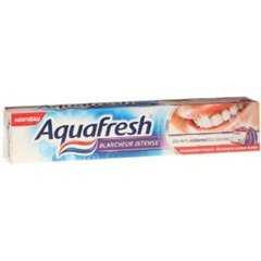 Aquafresh dentifrice blancheur intense 75ml