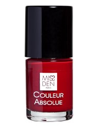 MISS DEN Vernis à Ongles Absolue Rouge Eternel 10 ml