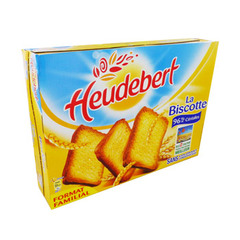 Heudebert Biscotte nature 102 tranches 830g