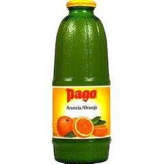 Jus d'orange Pago 75cl