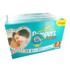 Pampers Baby Dry Mega T3 X136