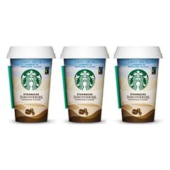 Starbucks cup discoveries light latte 220ml