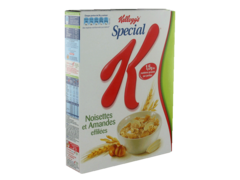 Cereales SPECIAL K noisettes-amandes, 300g