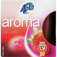 Aroma Bougie parfumee fruits rouges, l'unite