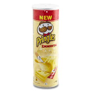 Tuiles saveur emmental PRINGLE, 165g
