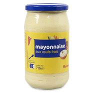 Auchan mayonnaise bocal 710g