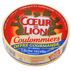 Fromage Coulommiers, 350g