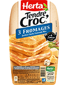 Tendre Croc' 3 Fromages