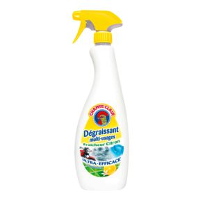 Spray Degraissant multi-usages au citron 750 ml