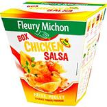 Box chicken salsa FLEURY MICHON, 300g