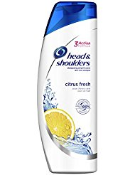 Head & Shoulders Shampooing Antipelliculaire Citrus Fresh 500 ml